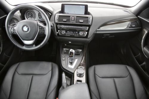 BMW 220 Cabrio dA + GPS + LEDER + PDC + CRUISE + AIRCO + ALU 17