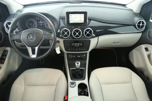 MERCEDES-BENZ B 180 CDI + GPS + LEDER + AIRCO + CRUISE + ALU 16