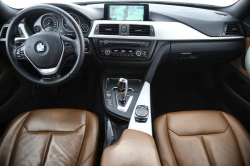 BMW 418 GranCoupe dA + GPS + LEDER + XENON/LED + PDC