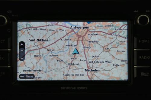 MITSUBISHI ASX 1.6I + GPS + CAMERA