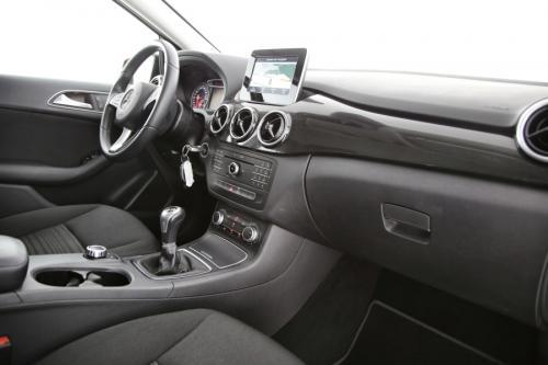 MERCEDES-BENZ B 180 BlueEfficiency Edition d + GPS + CAMERA + ALU 16