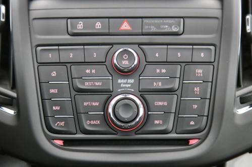 OPEL Zafira 1.6CDTi Tourer Cosmo + GPS + LEDER + PANO + CAMERA + PDC