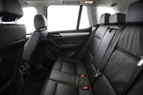 BMW X3 20 IA XDRIVE  + GPS + LEDER + PDC