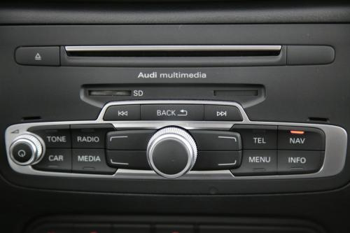 AUDI Q3 2.0 TDI S-TRONIC SPORT QUATTRO + GPS + TREKHAAK