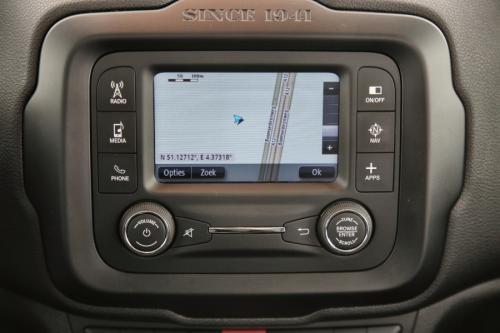 JEEP Renegade 1.6I + TREKHAAK + GPS + PDC