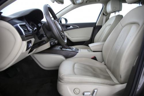 AUDI A6 Avant 2.0 TDI Ultra S-Tronic + GPS + LEDER + CAMERA + CRUISE + PANO DAK + PDC + ALU 17 + XENON