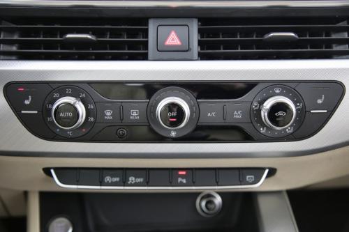 AUDI A4 Design 2.0TDI + GPS + LEDER + PDC + CRUISE + ALU 17 + XENON + TREKHAAK
