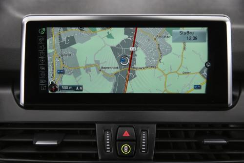 BMW 218 D GRAN TOURER + GPS + LEDER + PDC