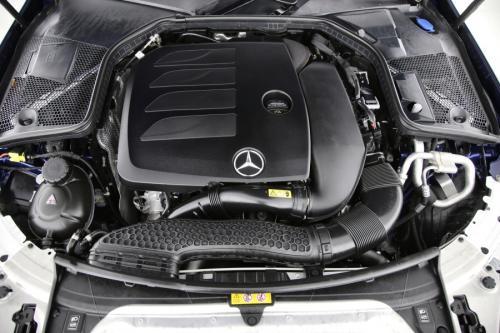 MERCEDES-BENZ C 180 Coupe AMG-Line iA + GPS + CAMERA + PDC + AIRCO + ALU 18