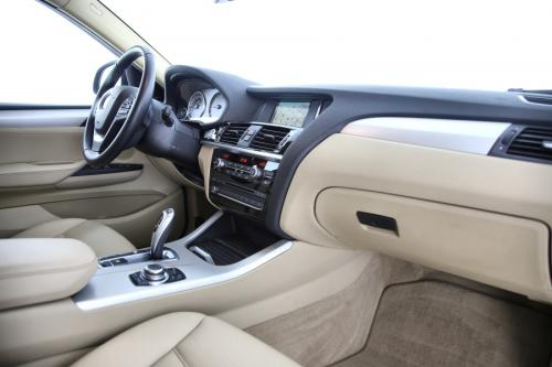 BMW X4 20DA XDRIVE + GPS + LEDER + PDC + CRUISE + AIRCO + ALU 17