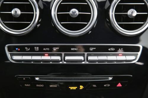 MERCEDES-BENZ C 180 AMG-Line d + GPS + LEDER + PDC + CRUISE + AIRCO + ALU 18