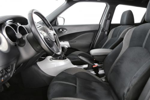 NISSAN Juke 1.2 CONNECT EDITION + GLASSROOF + PERSO BLACK