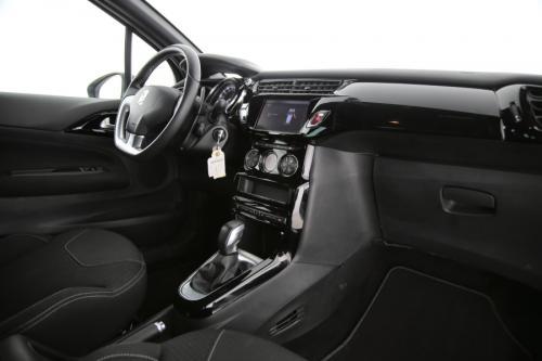 DS AUTOMOBILES DS 3 So Chic 1.2 PureTech + A/T+ GPS + CAMERA + AIRCO + ALU 16