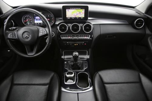MERCEDES-BENZ C 200 Break Avantgarde d + GPS + LEDER + PDC + CRUISE + AIRCO + ALU 17