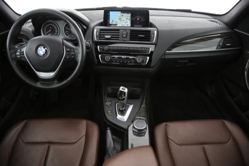 BMW 218 COUPE DA LUXURY LINE + GPS + LEDER + CAMERA + PDC + SCHUIF DAK + CRUISE + ALU 17 + XENON