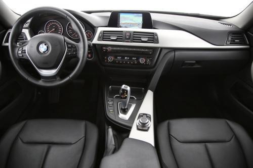 BMW 418  GRANCOUPE DA + GPS + LEDER + PDC + CRUISE + XENON + ALU 17