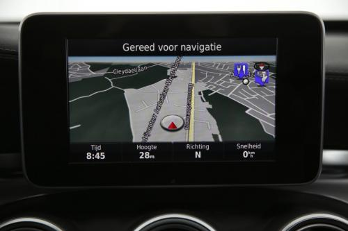 MERCEDES-BENZ C 220 AMG LINE DA + GPS + LEDER + PDC + CRUISE + ALU 18