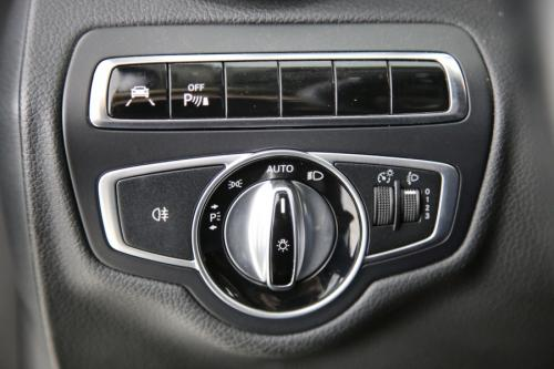 MERCEDES-BENZ C 200 BREAK EXCLUSIVE DA + GPS + LEDER + PDC + CRUISE + ALU 17