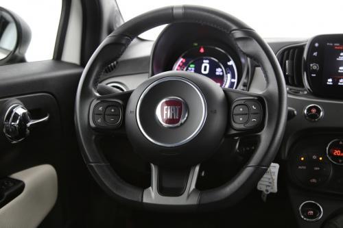 FIAT 500 SPORT 1.2I  + CARPLAY + HALF LEDER + PDC