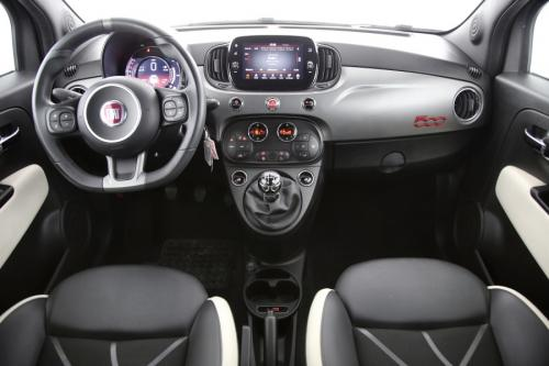 FIAT 500 1.2I SPORT + CARPLAY + HALF LEDER + PDC