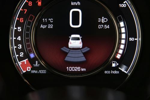 FIAT 500 1.2I SPORT + CARPLAY + HALF LEDER + PDC