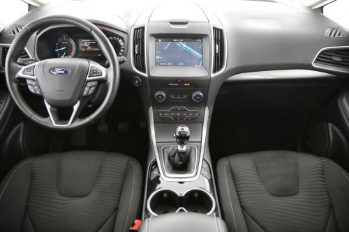 FORD S-Max 1.5I BUSINESS ECOBOOST + GPS + CARPLAY + PDC