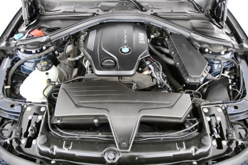 BMW 420 GRANCOUPE D + GPS + LEDER + PDC + CRUISE + XENON + ALU 17