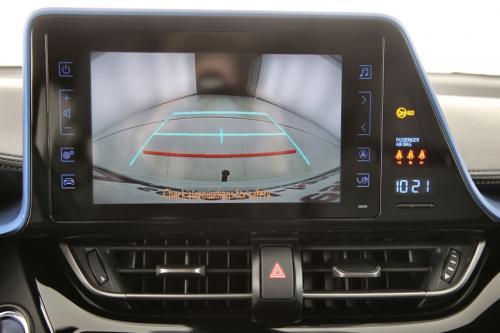 TOYOTA C-HR 1.8i VVT-i HYBRID E-CV + GPS + PDC + CAMERA + CRUISE + AIRCO + ALU