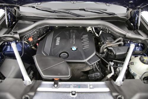BMW X3  XDRIVE 20D STEPTRONIC + GPS + PDC + CAMERA + CRUISE + PANO DAK + ALU 18