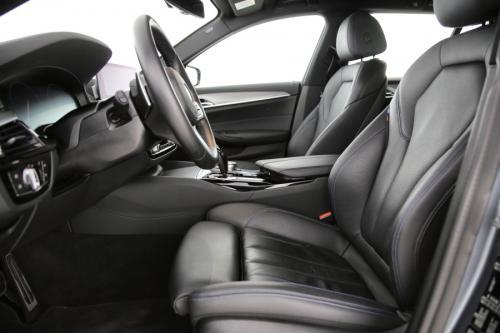 BMW 530 DA XDRIVE TOURING M-SPORT + GPS + LEDER + TREKHAAK + LED + CAMERA + PDC