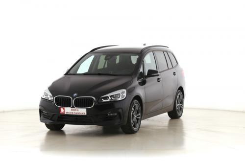 BMW 216 1.5I GRAN TOURER SPORT LINE + 7PL. + GPS + CAMERA + PDC