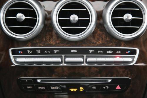 MERCEDES-BENZ C 200 BREAK D + GPS + PDC