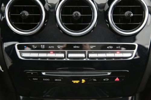 MERCEDES-BENZ C 180 D + GPS + LEDER + PDC + CRUISE + AIRCO + ALU 16