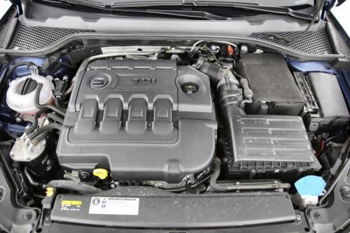 SEAT Leon  ST FR 2.0 TDI + GPS + PDC + CRUISE + AIRCO + ALU 18