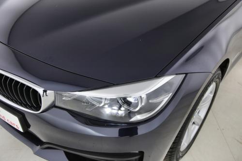 BMW 318 GRAN TURISMO DA + GPS + CAMERA + PDC + CRUISE + AIRCO + ALU 17