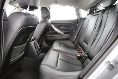 BMW 418 GranCoupe dA + GPS + LEDER + CAMERA + PDC + CRUISE + TREKHAAK + ALU 16