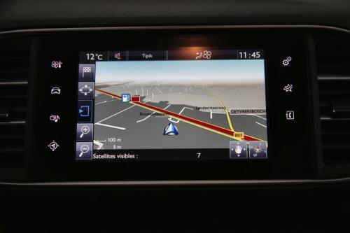 PEUGEOT 308 ACTIVE 1.2 PURETECH + GPS + PDC + CRUISE + AIRCO + ALU 16