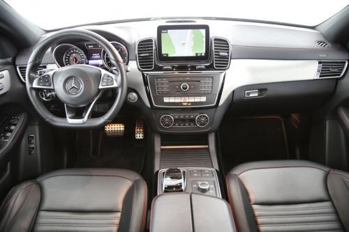 MERCEDES-BENZ GLE 43 AMG COUPE IA 4MATIC 9G-TRONIC + GPS + LEDER + CAMERA + PDC + PANO DAK + CRUISE + TREKHAAK + ALU 21