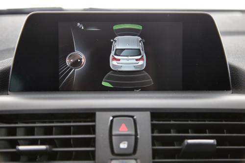 BMW 116 EFFICIENT DYNAMICS D + GPS + LEDER + PDC + AIRCO + ALU 16