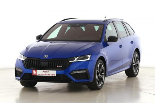 SKODA Octavia COMBI RS 1.4 TSI IV PLUG IN HYBRID + GPS + CARPLAY + LED + PDC