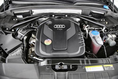 AUDI Q5  2.0 TDI ULTRA + GPS + LEDER + PDC + CRUISE + AIRCO + ALU 17