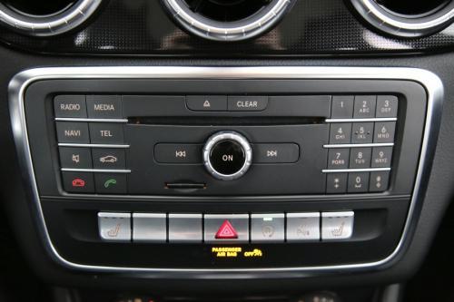 MERCEDES-BENZ CLA 180 SHOOTING BRAKE D + GPS + LEDER + PDC + CRUISE + ALU 16