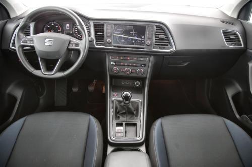 SEAT ATECA STYLE 1.6 TDI + GPS + PDC + CRUISE + TREKHAAK + ALU