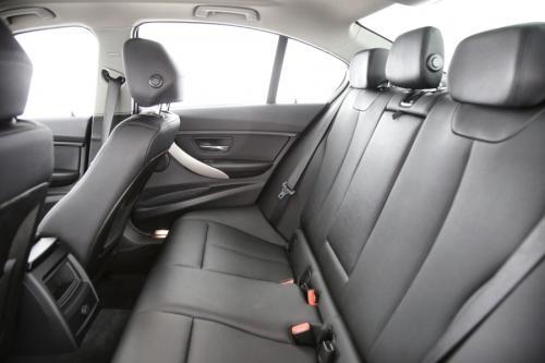 BMW 318 TWINPOWER TURBO D + GPS + LEDER + PDC + CRUISE + ALU 16