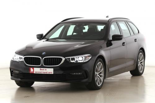 BMW 520 IA TOURING SPORT LINE + GPS + HALF LEDER + LED + PDC
