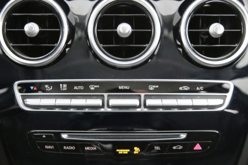 MERCEDES-BENZ C 180 AVANTGARDE D + GPS + HALF LEDER + PDC