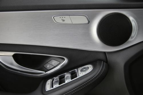 MERCEDES-BENZ C 180 AVANTGARDE DA 7G-TRONIC + GPS + LEDER + PDC + CRUISE + ALU