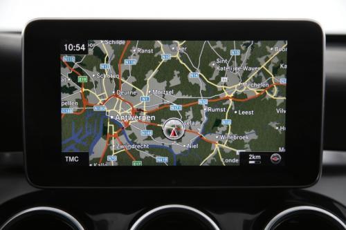 MERCEDES-BENZ C 200 DA 7G-TRONIC + GPS + PDC + CRUISE + AIRCO + ALU 16