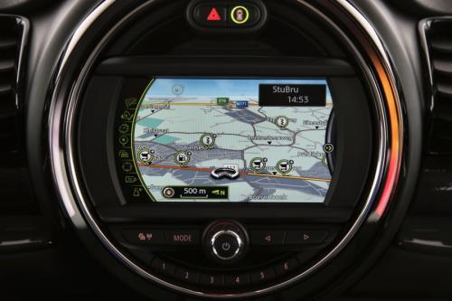 MINI One D Clubman TWINPOWER TURBO D + GPS + AIRCO + ALU 17