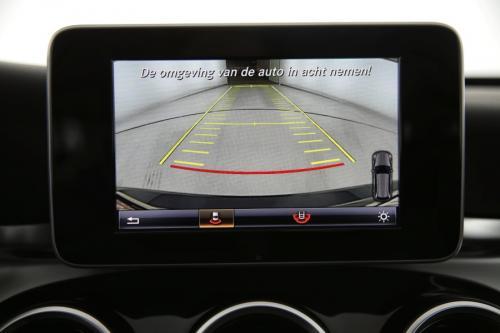 MERCEDES-BENZ C 180 BREAK D + GPS + LEDER + CAMERA + PDC + CRUISE + ALU 16
